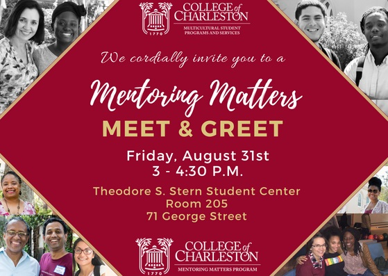 Mentor Matters Meet and Greet