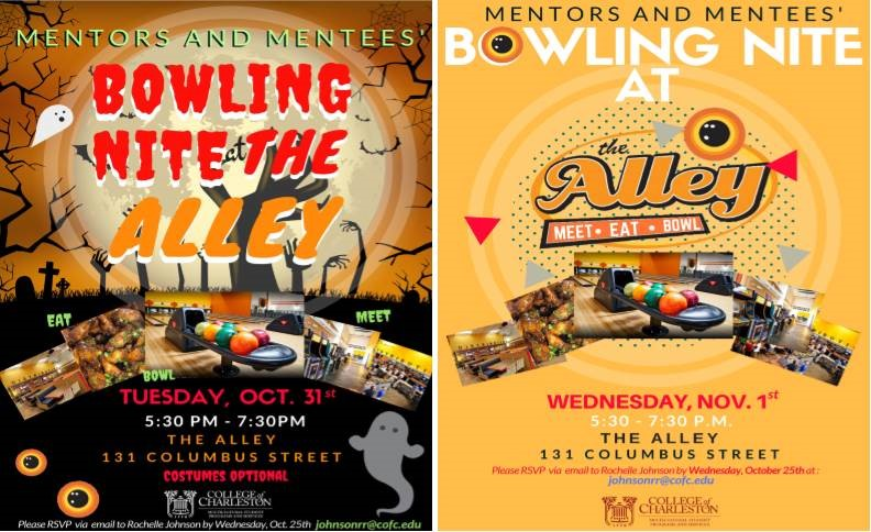 Mentor Matters Bowling Oct 31 to Nov 1